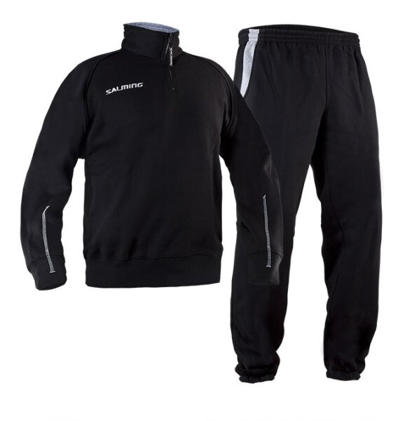 Salming Half Zip Sweat Suit Senior